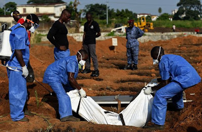 Ebola Epidemic Declared By W.H.O.After Deaths Of Three People In Congo