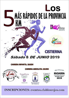 Carrera Villa de Cistierna 2019