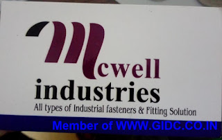 MCWELL INDUSTRIES - 9978676006 9998078829