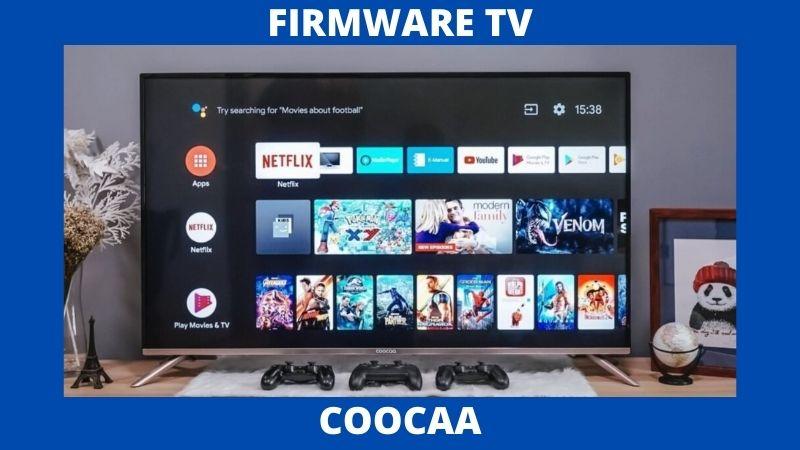 Firmware TV Coocaa