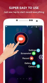 تحميل تطبيق تسجيل الشاشة