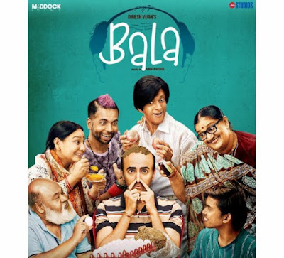 Bala Full Bollywood Movie (2019) Download Leaked By HungamaMovie.xyz