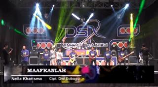 Lirik Lagu Maafkanlah - Nella Kharisma (New)