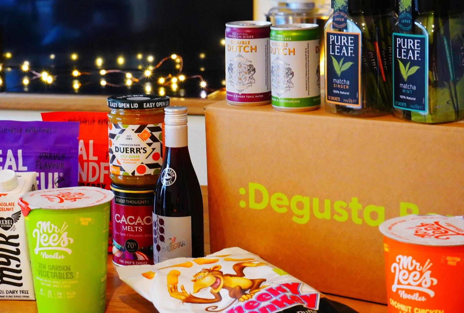 DegustaBox - November 2019
