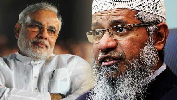 Zakir Naik Desak India Bongkar Paham Hindu Radikal Narendra Modi
