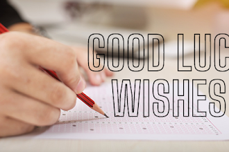 Best of Good Luck Wishes for Exam | Good Luck Quotes for Exam
