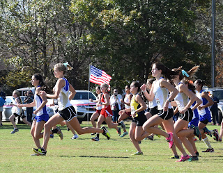 Montgomery Catholic's Tyynismaa Brings Home 4th State Cross Country Title, Girls' & Boys' Teams 4A State Runner-Up 1