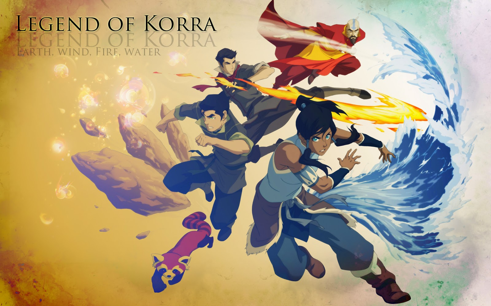 Download Avatar Korra