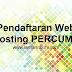 1. Mudah & Jimat: Daftar sekarang FREE Web Hosting di LamanRasmi