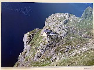 Fifth leg of Sentiero delle Orobie, stop at Rifugio Mario Merelli al Coca - Tito Terzi Exhibit