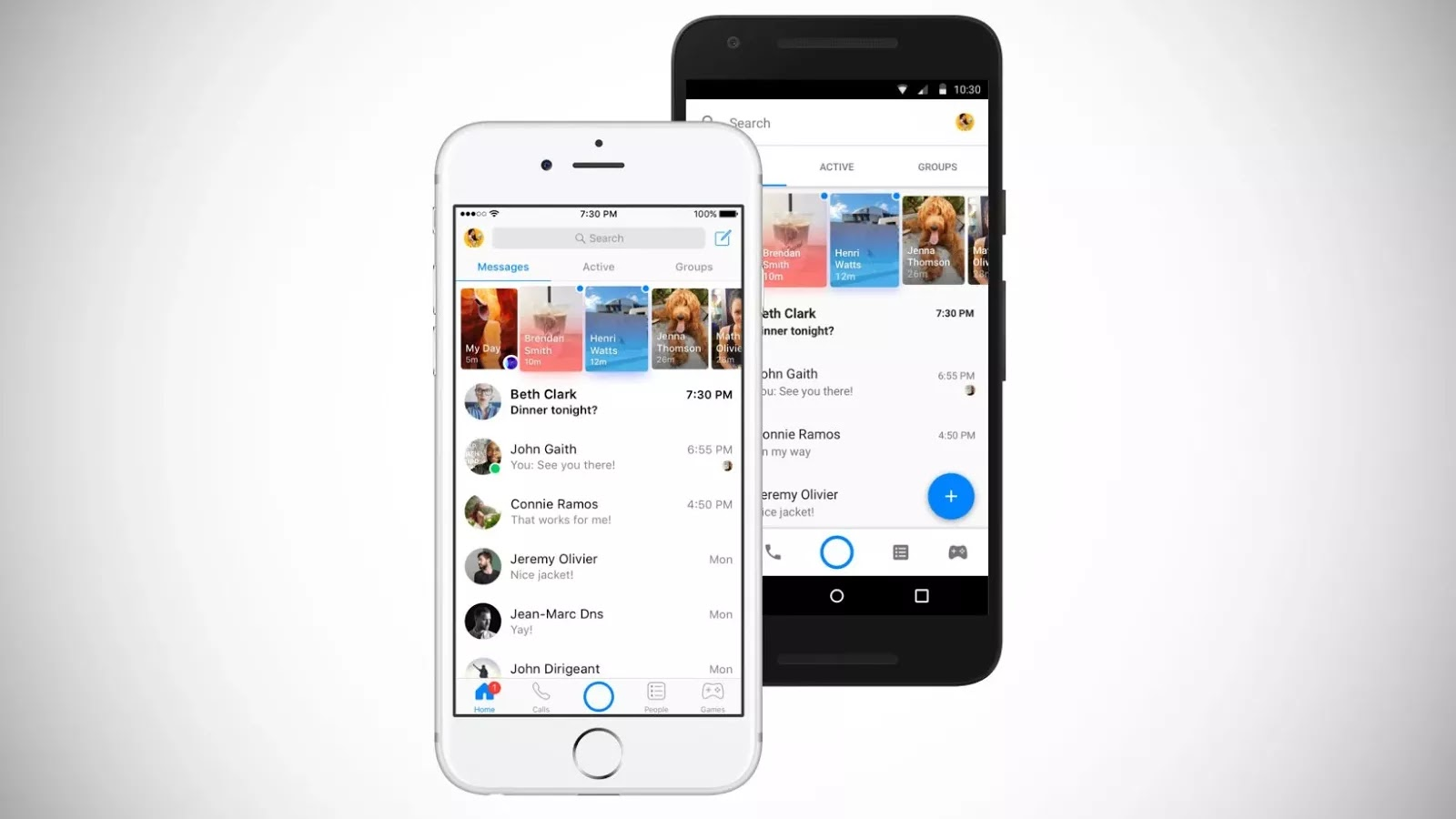 Facebook Messenger To Launch New Look That Will Help You Save Time While Chatting!