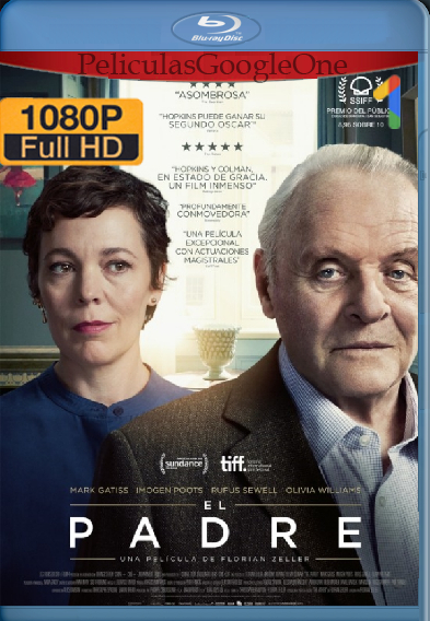 El Padre (The Father) (2020) [Web-DL] [1080p] [Google Drive]