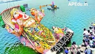 CPCB Orders on Ganesh Nimajjanam : చార్జీలు వసూలు చేయండి .. వినాయక నిమజ్జనంపై సీపీసీబీ ఉత్తర్వులు.