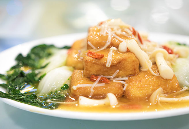 Healthy Veg Tofu