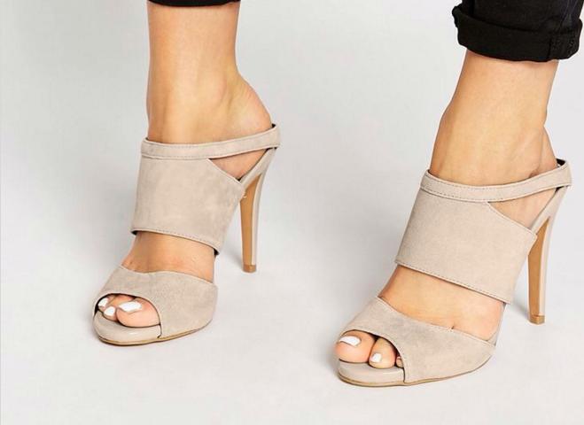Heels trends