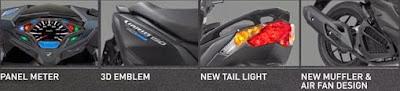 new Honda Vario eSP 150cc ubud bali