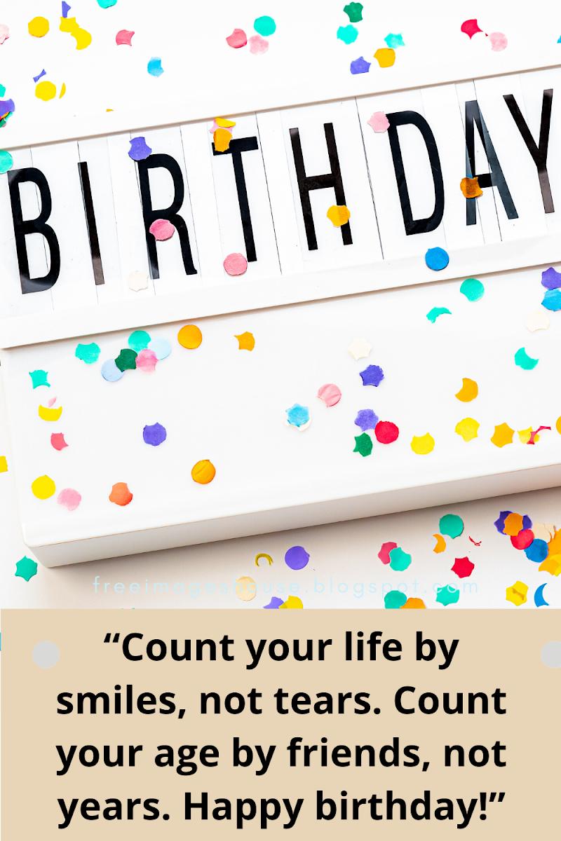 Happy Birthday Quotes