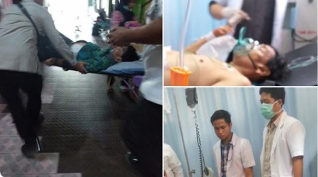 Wiranto, Kapolsek dan Ajudan Dikabarkan Masuk IGD RSUD Berkah Pandeglang