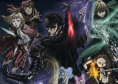 Berserk (2017): Majo no Tsuisou Batch Subtitle Indonesia