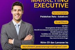 Lowongan kerja PT Passionpro Membangun Indonesia