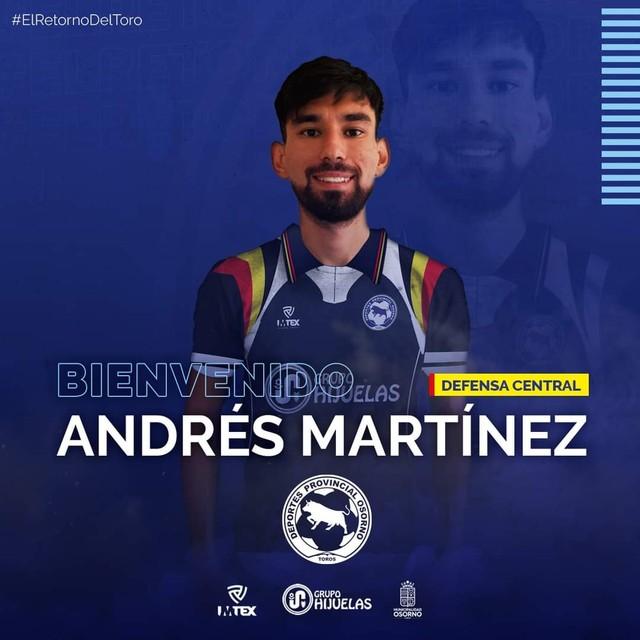 Andrés Martínez en Toros Osorno Podcast 251