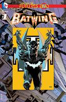 Os Novos 52! O Fim dos Futuros - Batwing #1
