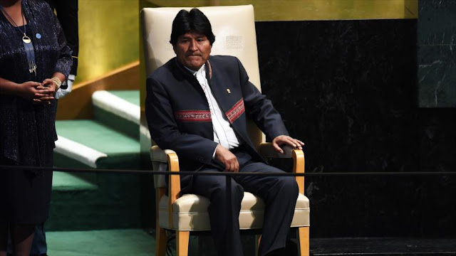 """Morales acusa a Chile de """"prácticas racistas"""" contra bolivianos"""