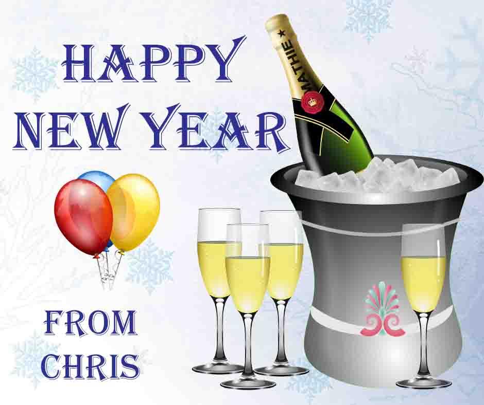 Chris Longmuir, Crime Writer: Happy New Year
