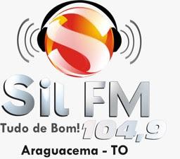 Rádio SIL FM 104,9 de Araguacema TO