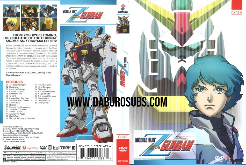 MS ZETA Gundam