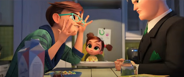 Sinopsis Film The Boss Baby 2: Family Business (2021)