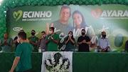 Mecinho e Mayara Pinheiro têm suas candidaturas homologadas em São João Batista