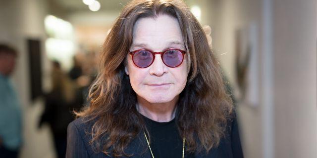 Ozzy Osbourne cancela tour devido a problemas de saúde