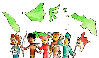 Makalah Perkembangan Bahasa Indonesia