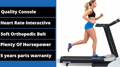 3G Cardio Runner Treadmill under $2000