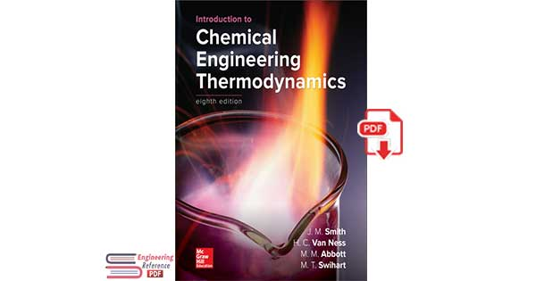 Introduction to Chemical Engineering Thermodynamics Eighth Edition