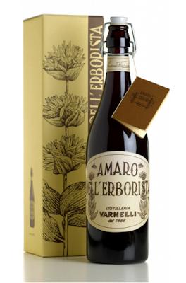 Amari in Italy - Amaro dell'Erborista