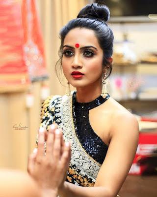 Amika Shail photo