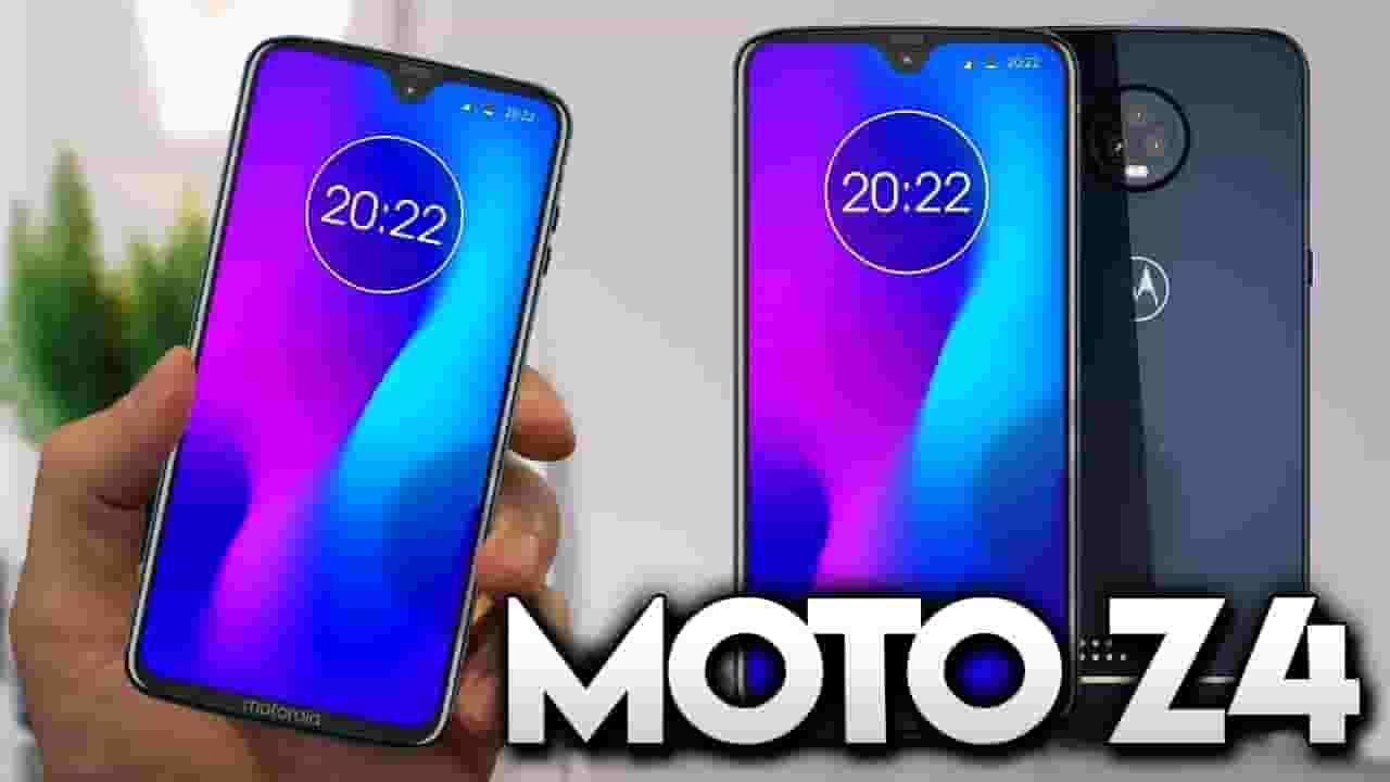 Moto Z4 Price In India