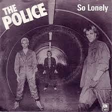 The Police So Lonely Lyrics