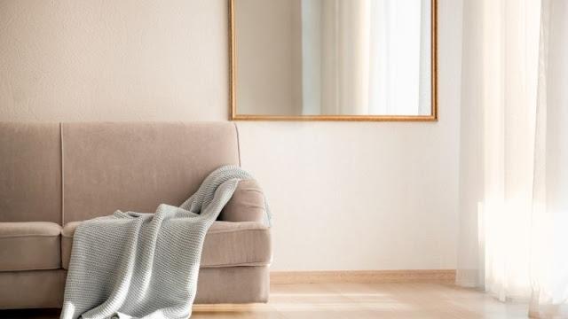 cermin minimalis
