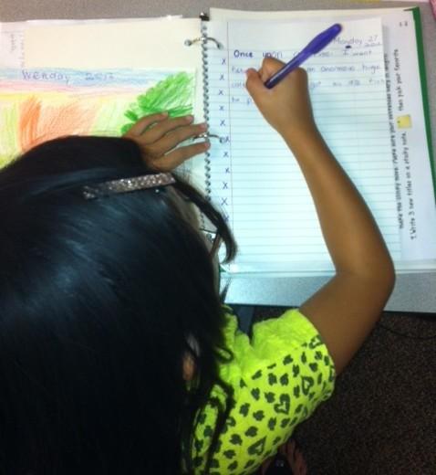 Rockin' Teacher Materials: Writing Binders Part Deux And A