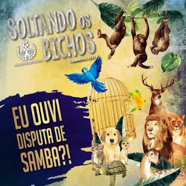 Paraíso do Tuiuti volta com disputa de samba-enredo para o próximo carnaval
