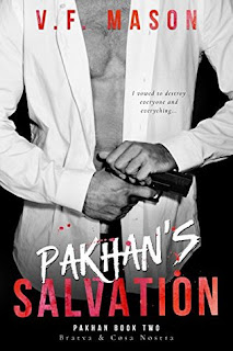 Pakhan's Salvation by VF Mason