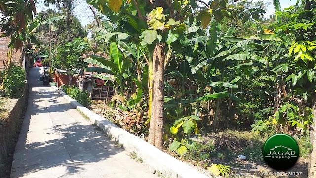 Tanah dekat Balai Desa Bangunjiwo, Bantul