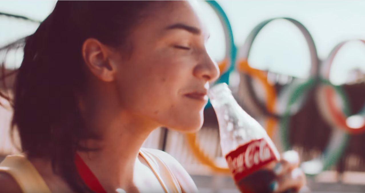 Canzone Pubblicità Coca Cola (spot Olimpiadi RIO 2016)