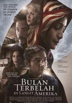 Download Film Bulan Terbelah di Langit Amerika (2015) Full Movie Gratis