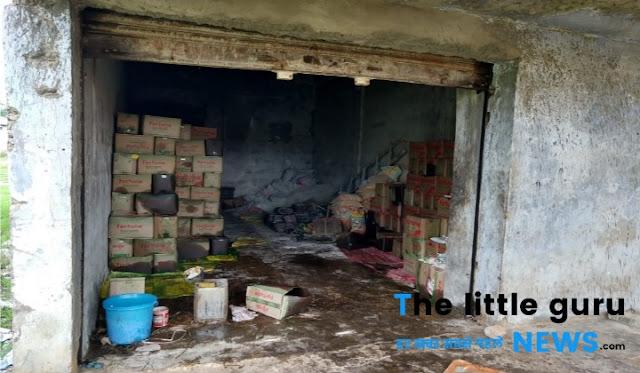 चकिया में चोरों का तांडव, ढाई लाख रूपए की रिफाईन चुरा हुए चम्पत