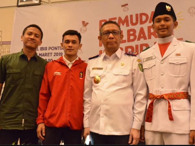 Dua Atlet Kalbar Torehkan Prestasi membanggakan di Kejuaraan Dunia