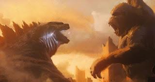 Prelúdio em quadrinhos mostra visual de Kong adulto | Godzilla vs Kong